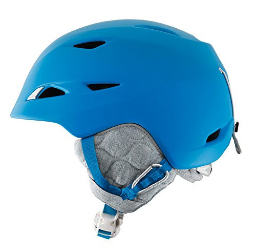 Giro 2015/16 Women's Lure Winter Snow Helmet (Matte Blue ...