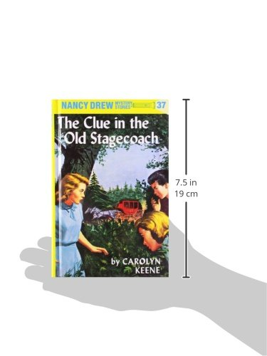 Nancy-Drew-37-the-Clue-in-the-Old-Stagecoach