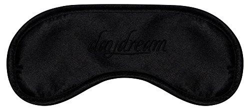 daydream Premium-Schlafmaske (ohne Kühlkissen), Schwarz - Der Top-Seller seit über 10 Jahren! (B-1002-NC)