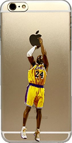 - ECHC Favorite Basketball Player Hard Plastic iPhone Case (Bryant Jumper, iPhone 6 Plus)