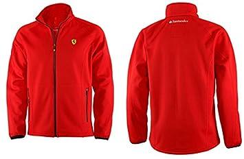 Chaqueta de forro polar Ferrari Formel1 chaqueta para hombre ...
