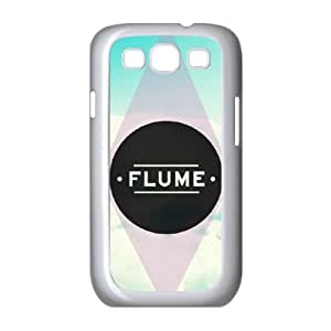 flume Samsung Galaxy S3 9300 Cell Phone Case White Custom Made pp7gy_3350209