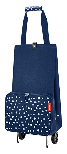 Reisenthel Unisex Adult Suitcase, Spots Navy