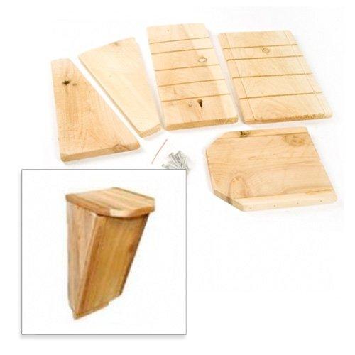 Bat House Kit (Songbird Essentials Bat House)