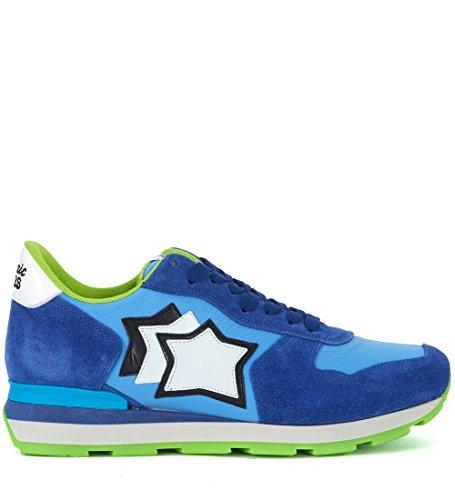 Multicolor Verde Suede Sneaker Atlantic Tessuto e in e Blu Antares Stars HZxqUawfRv