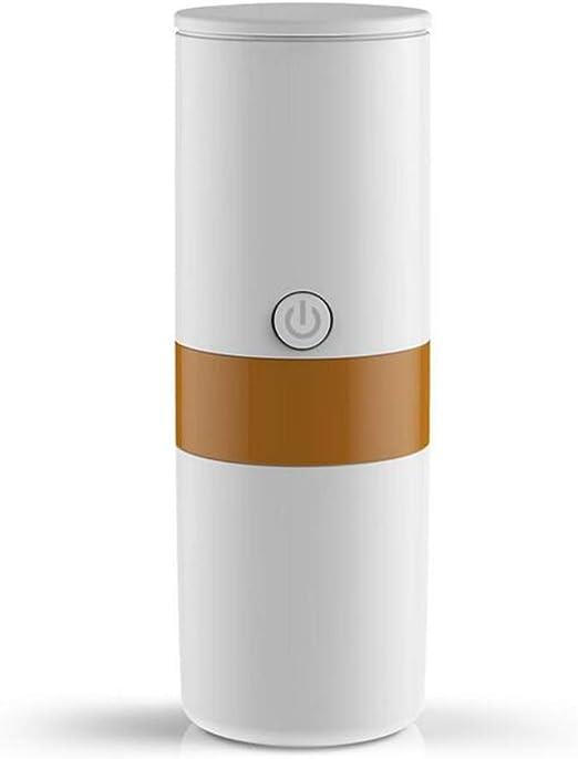 YLEI Máquina de café Espresso portátil, Mini Cafetera de Viaje ...