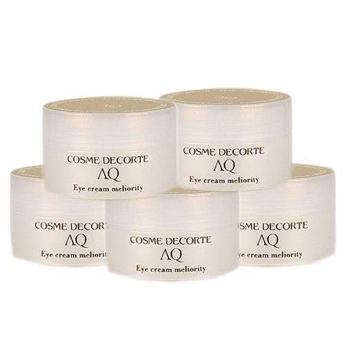 Cosme Decorte AQ Eye Cream Meliority 2g x 5 bottles (10g) , travel size by Cosme Decorte