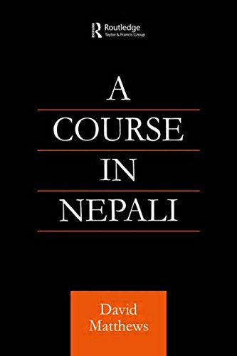Course in Nepali by Routledge