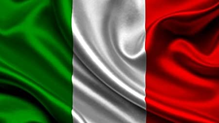 Bandera De Italia 150 x 90 cm Satén Italy Flag Durabol: Amazon.es: Deportes y aire libre