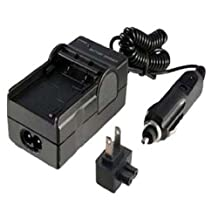 Battery Charger for FUJIFILM NP-45, NP-45A, NP-45B, NP-45S