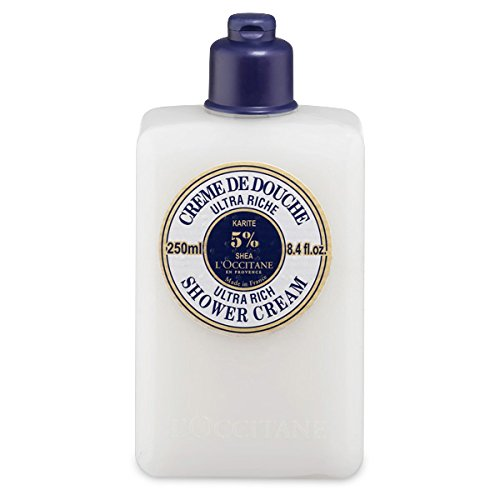 L'Occitane Ultra Rich Shower Cream, 8.4  Fl Oz