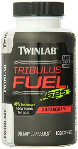 Twinlab Tribulus Fuel капсулы, 100 Граф