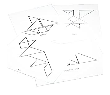 Amazon.com: Tangram Add-On Templates for Dementia and Alzheimer's ...