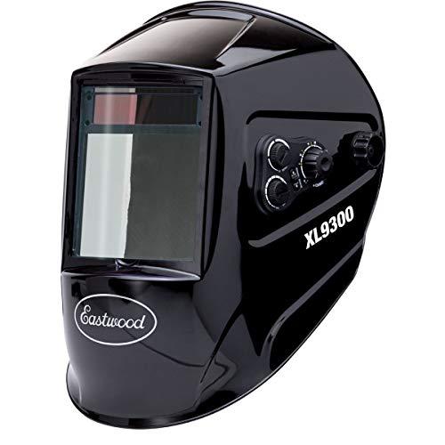 Eastwood Xl View Auto Darkening Welding Helmet Mask Adjustable Headband Comfortable - Xl9300