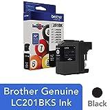 Brother Genuine Standard Yield Black Ink Cartridge