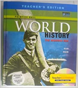 Prentice Hall World History : The Modern Era -Teacher's