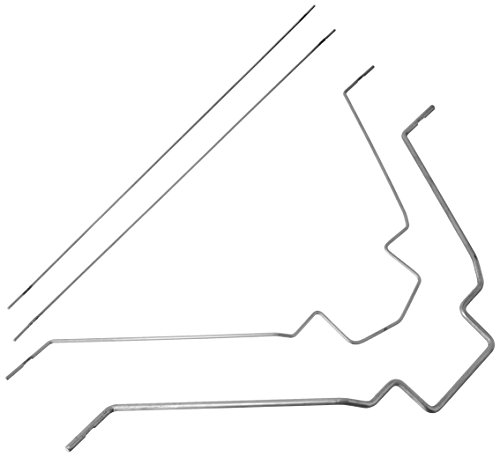 Cub Floats - EFL Cz Cub: Carbon Z Floats Wire Mounting Set