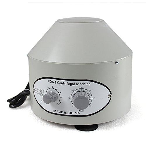 Zeny Desktop Electric Centrifuge Lab (Timer 0-60min) 0-4000 Rpm Cap:20ml X 6...