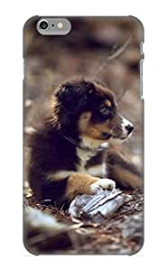 Awcsjr-2802-tjqnufn With Unique Design Iphone 6 Plus Durable Tpu Case Cover Animal Dog