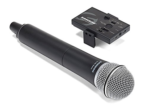 Samson Go Mic Mobile Professional Handheld Wireless System for Mobile Video