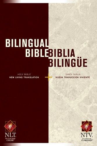Biblia bilingue / Bilingual Bible NTV/NLT (Parallel Bible) (Tapa Dura)