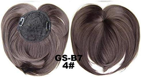 [해외]Lantusi Chemical Fiber High Temperature Wire Wig Bangs Fake Hair Topper Hair Extensions / Lantusi Chemical Fiber High Temperature Wire Wig Bangs Fake Hair Topper Hair Extensions