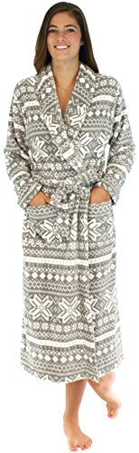 PajamaMania Women's Fleece Robes