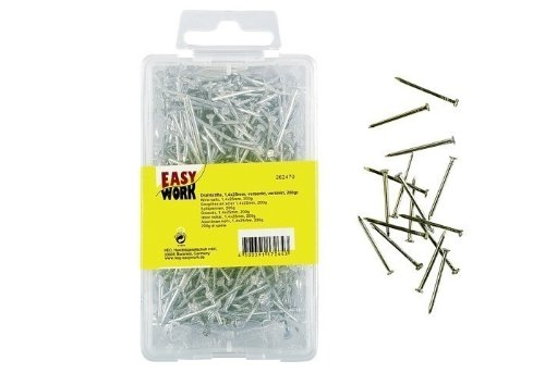Easy Work 262472 Drahtstifte 3,1x60mm 200g 3,1 x 60 mm