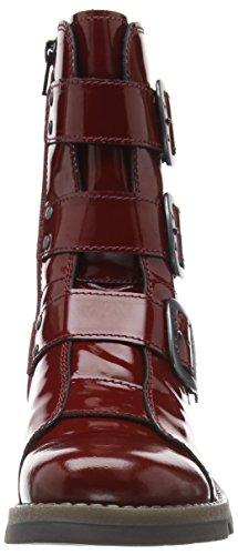 Femme Rouge Burgundy 009 London Motardes Burgundy London Motardes Femme Scop110fly Rouge Fly Bottes Scop110fly Fly Bottes TB7UOwnq