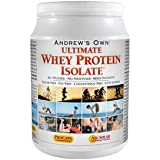 Ultimate Whey Protein Isolate – Unflavored 100 Servings For Sale
