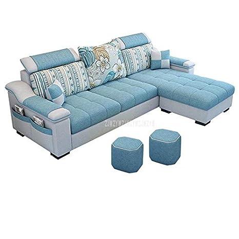 Amazon.com: Marina Time - Juego de sofá de 3 asientos de ...