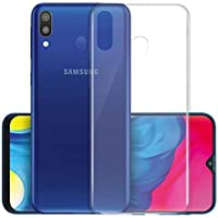 Hifad Case Transparent Back Cover for Samsung Galaxy M20