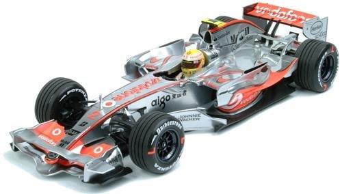 Hamilton McLaren Mercedes MP4-22 No Australian GP 2007 2 L