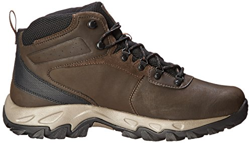 outlet with paypal 100% original sale online Columbia Men's Newton Ridge Plus II Waterproof Hiking Boot Cordovan/Squash cheap sale classic 73G0Ut
