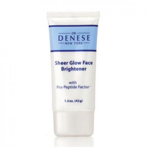 Sheer Glow Face Brightener with Pro Peptide - Brightener Face