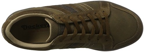 Dockers by Gerli Herren 30an819-204410 Sneaker Braun (Reh)