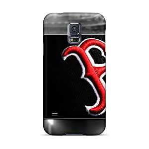 Best Hard Phone Cover For Samsung Galaxy S5 (HNA27226vbvO) Support Personal Customs Attractive Boston Red Sox Series