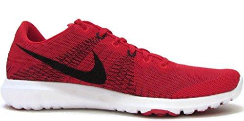 Nike Femmes Flex Fury Chaussures De Course Université Rouge / Équipe Lire / Défi Rouge / Blanc