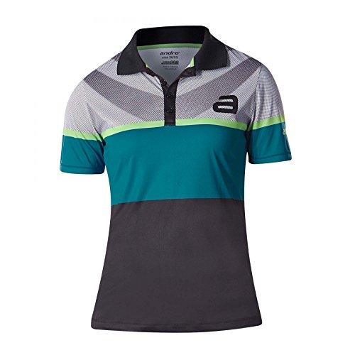 Blake Shirt Andro vert Noir Femmes BqUfUa5
