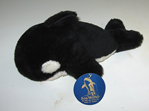 (Shamu Whale Plush Toy 10