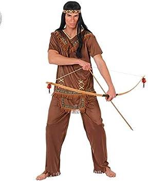 DISBACANAL Disfraz Indio Apache para Hombre - -, M-L: Amazon.es ...