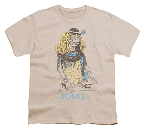 [Youth: E.T. - Dress Up Kids T-Shirt Size YS] (Alien Dress Up Ideas For Kids)