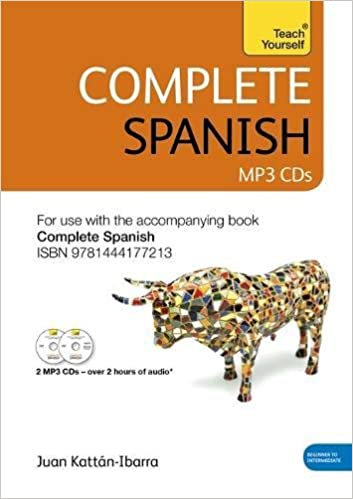 Complete Spanish (Learn Spanish with Teach Yourself): Audio