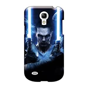 Samsung Galaxy S4 Mini HmN5803zVKp Allow Personal Design Fashion Star Wars Unleashed Image Scratch Protection Hard Cell-phone Cases -ErleneRobinson