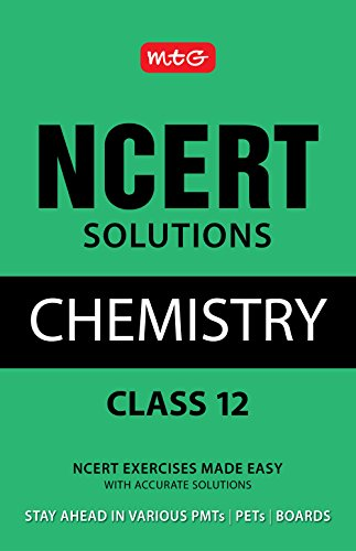 NCERT Solutions Chemistry Class 12