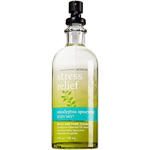 Bath and Body Works Aromatherapy Eucalyptus Spearmint Body Mist by Bath & Body Works