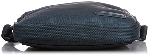 LACOSTE Bolsa LARGE FLAT CRSSOVER Hombre - NH1184SC-000 Peacoat (Azul)