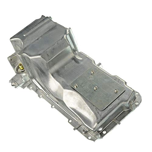 A-Premium Engine Oil Pan for Chevrolet Tahoe Silverado Suburban Express 1500 GMC Yukon Savana 2500 3500 Sierra 2500 HD 3500 HD Workhorse W42 W62 ()