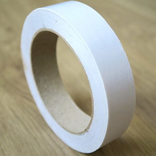 "OptOffice Double Sided Tape, 1.5"" by 15 Yds. of Removable & Multipurpose Adhesive That Has High Tensile Strength And Resistance, Ideal for Home, Office and School Projects, One - Broken Glasses To Ways Fix"