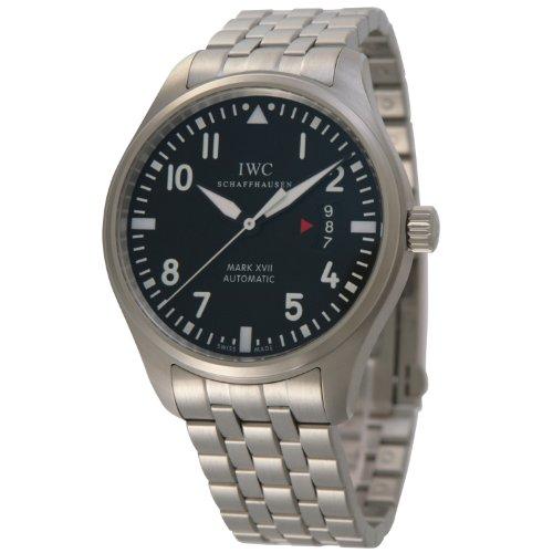 (IWC Pilots Mark XVII Automatic Mens Watch IW326504)